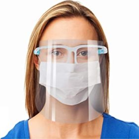 face shield glasses mask