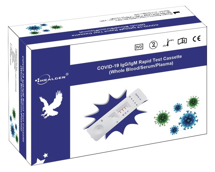 Covid-19 Rapid Test Cassette
