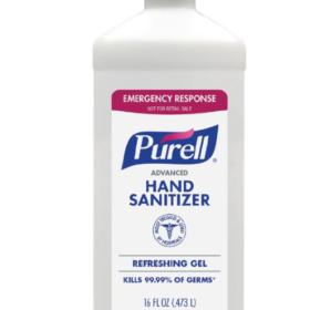 Purell Hand Sanitizer Gel 16oz