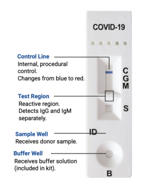 Covid-19 Rapid Test Specifications
