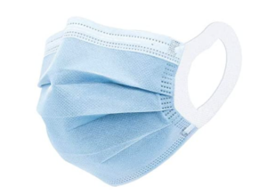 medical level 1 3-ply surgical face mask