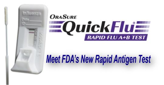 orasure-flu-test
