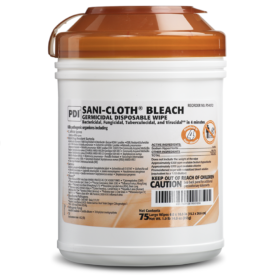 SaniCloth Bleach Wipes P54072