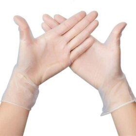 A23A13 vinyl glove