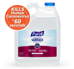 GOJ-4341-04 surface sanitizer