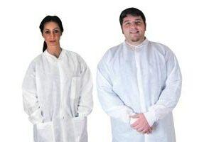 DUK 344P lab coat